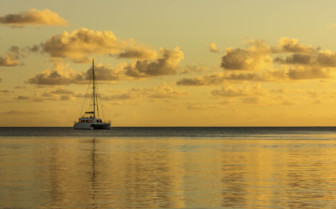 Sunset Cruise, Rangiroa