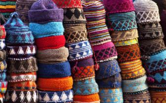 Fez market Marrakech