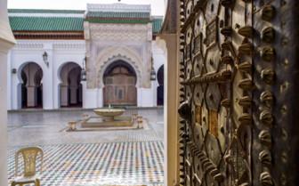 Al Qarawiyyin in Fez