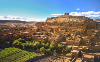 Ait Ben Haddou in Morocco