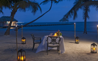 Romantic Dinner, Belize