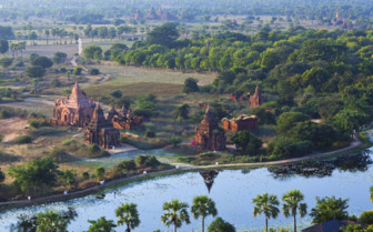Bagan architectural zone