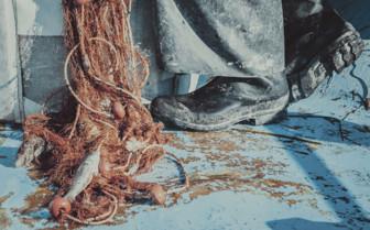 Fisherman detail