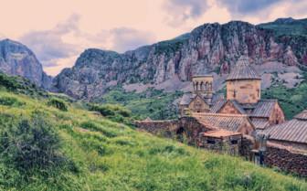 Novarank monastery