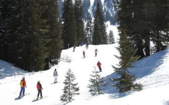 Arlberg Resort in the Lech Valley
