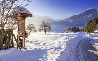 Kitzbuhel scenery