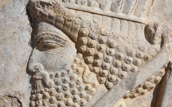 Persepolis stonework