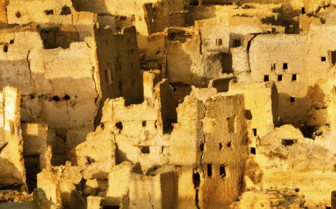 Siwa buildings