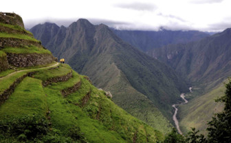 Sacred Valley pathways