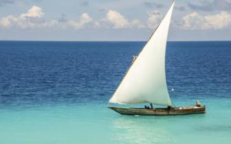 Zanzibar Sailboat