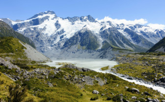 Mount Cook View
