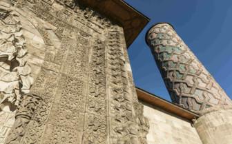 Madrissa in Erzurum in Turkey