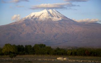 Turkish Mount Ararat