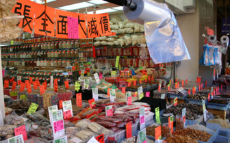 Chinatown Market in Vancouver