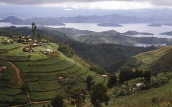 View Over Lake Ruhondo