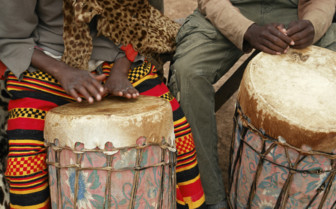 Mountain Drum Players