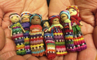 Worry Dolls in Guatemala