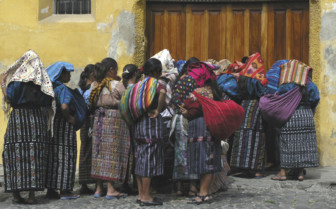Mayan Women in Guatemala