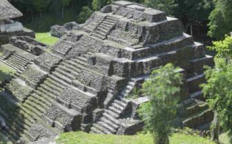Yaxha in Guatemala