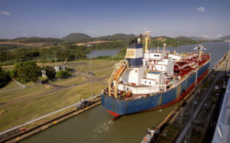 Panama Canal Ferry