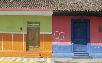 Colourful Homes in Nicaragua