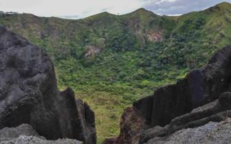 Masaya Volcan National Park