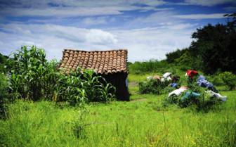 Village in Nicaragua