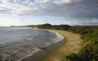 Pacific Coast Beach, Nicaragua