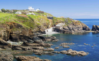 Lizard Point Cornwall