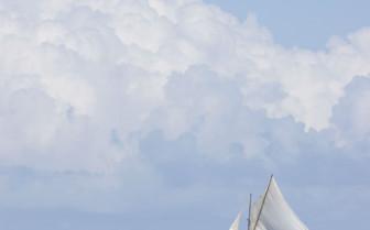 Sail Boat in Panama