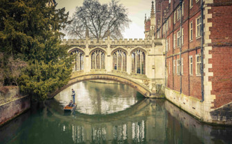 Bridge of Sigh Cambridge