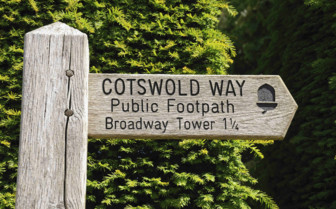Cotswolds Footpath
