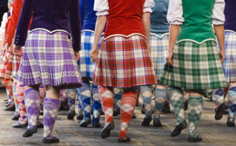 Edinburgh Highland Dancers
