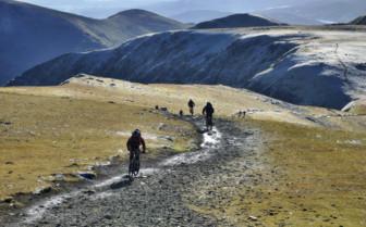 Mountain Biking Helvellyn