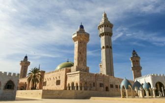 Mosque, West Africa