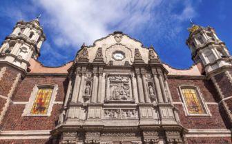 Basilica Guadaloupe, Mexico City