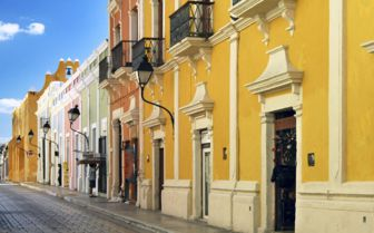 Campeche Streets