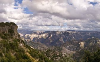 Copper Canyon landscape