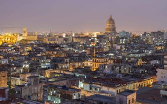 Havana by night