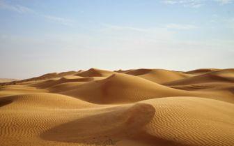 Oman Desert Sand