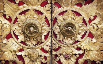 Door in Bali