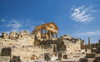 Roman Ruins, Tunisia