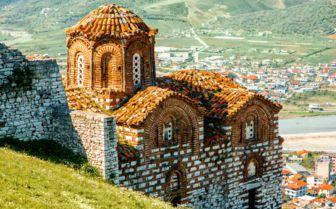Berat St Theodores, Albania