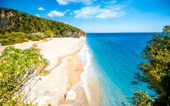 Gijpe Beach, Albania