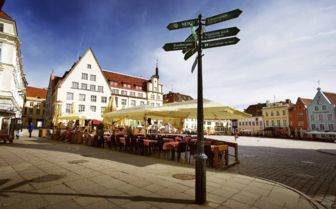City Square, Estonia