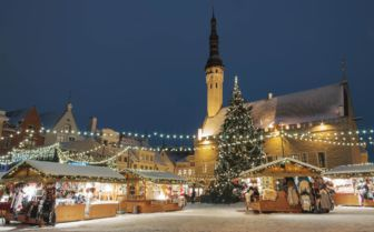 Winter Market, Tallinn