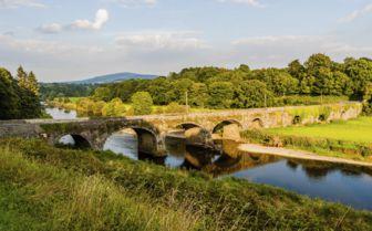 Inistioge Bridge, Ireland