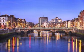 Dublin Skyline, Ireland