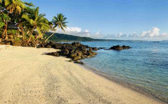 Image of a Taveuni Beach