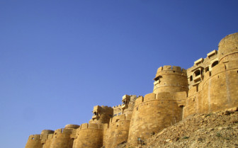 A Fort in Jaisalmer